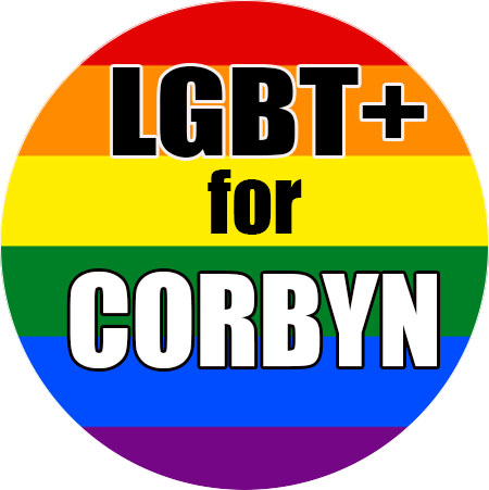 LGBT for Corbyn proof