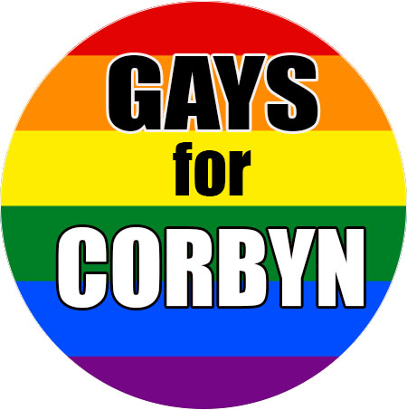 gays for Corbyn proof