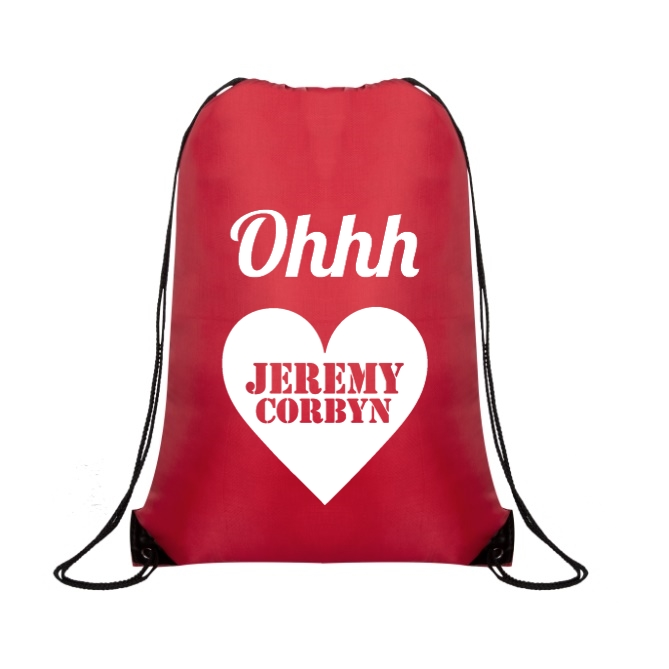 Corbyn rucksack