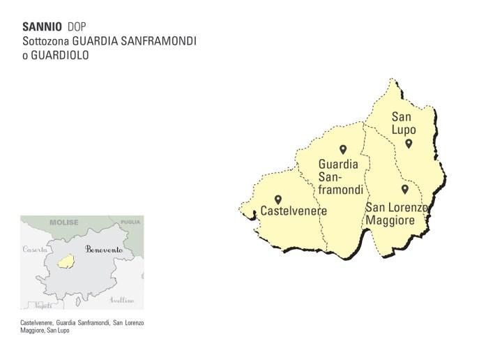 Sottozona Guardia Sanframondi (Sannio)