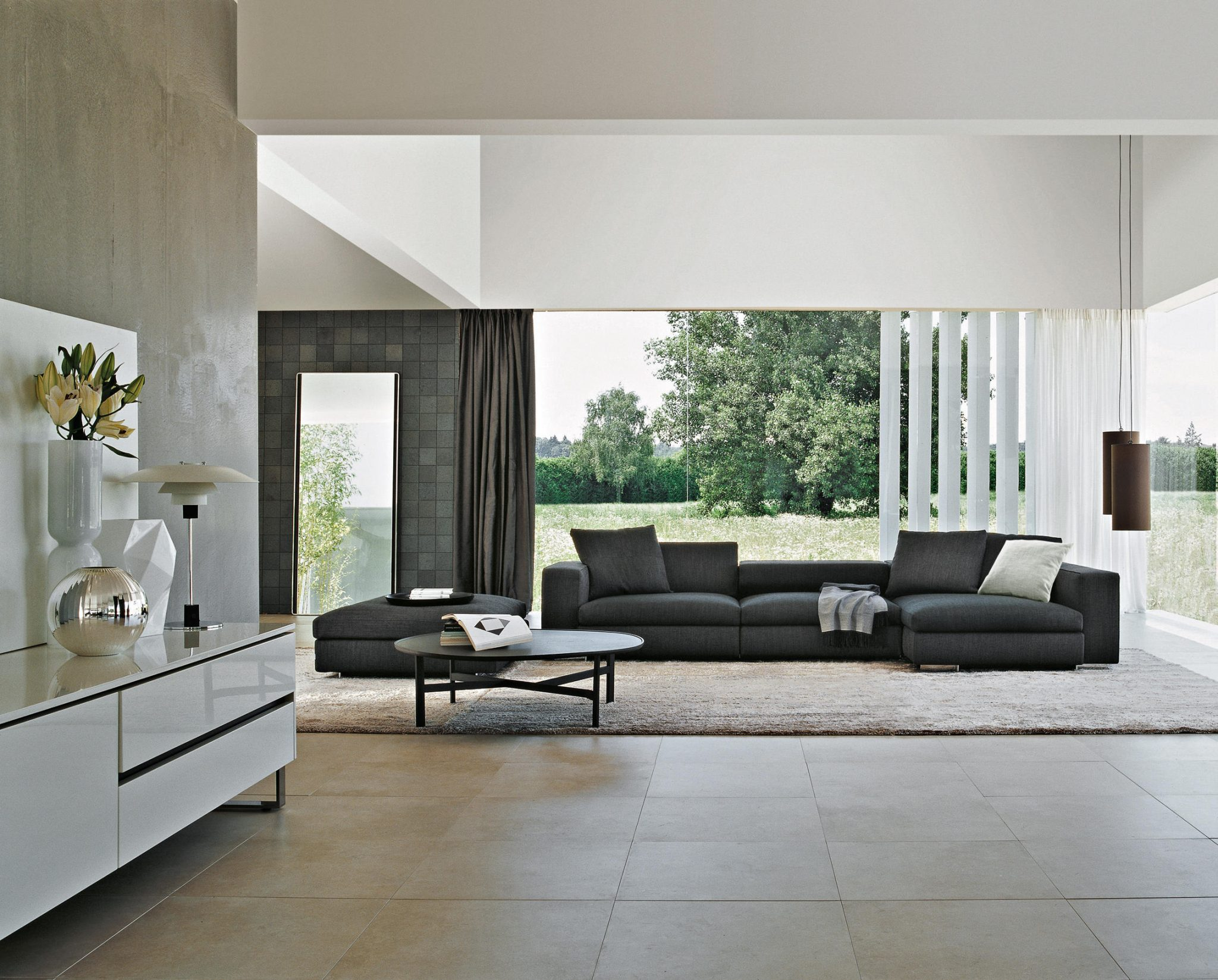 Molteni C Turner Sofa Buy From Campbell Watson Uk