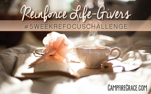 reinforce life givers