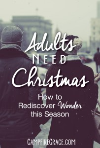 adults need christmas