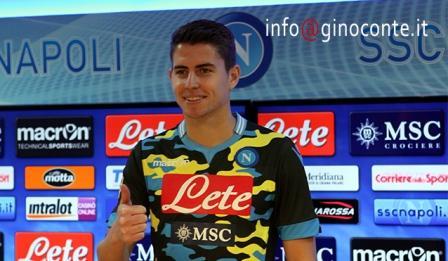 """Il Napoli ha presentato Jorginho: """"Sono arrivato in una grande squadra"""""""