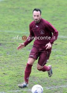 Guido Vezzoli, il capitano ha cercato la via del goal senza fortuna