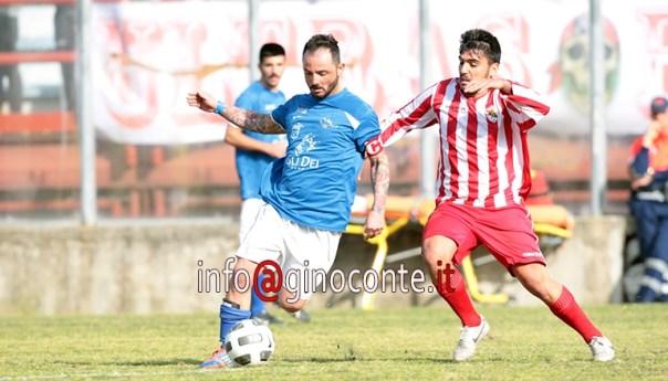 Rione Terra, 0-0 con il Campania Ponticelli
