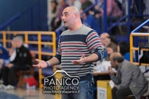 Il coach Mauro Serpico