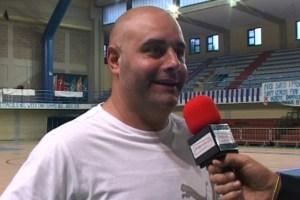 Mauro Serpico coach della Virtus Pozzuoli