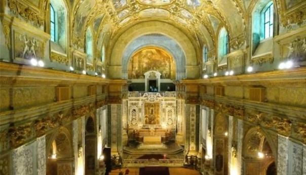 Napolitano a Napoli in occasione dell'apertura di Palazzo Zevallos Stigliano