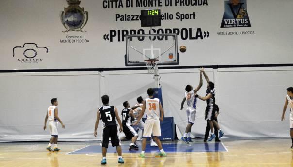 La capolista Salerno passeggia al Pala Coppola: Virtus Monte di Procida sesto ko consecutivo!