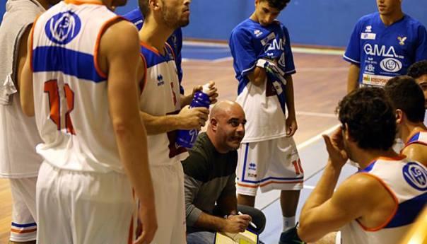 """Virtus Pozzuoli domenica c'è Cerignola al PalaErrico. Coach Serpico: """"Dobbiamo vincere per recuperare i punti buttati finora""""!"""