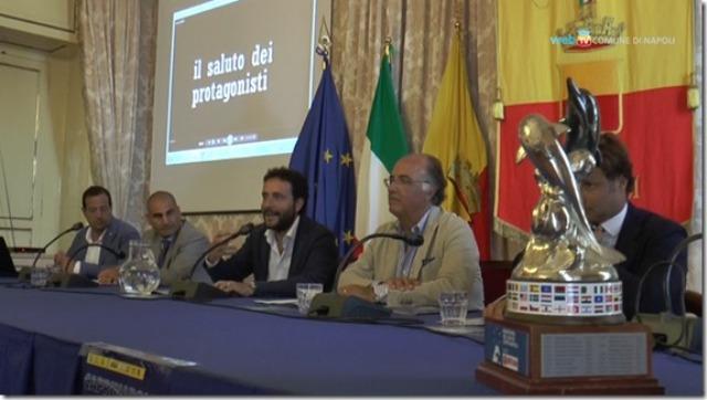 Capri-Napoli 2015 presentazione