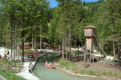 Wasserspielpark St. Gallen © Wasserspielpark
