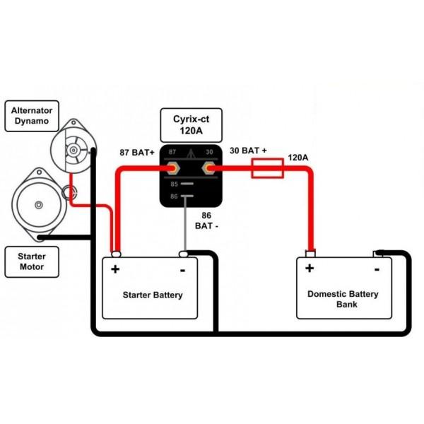 marque schema moteur electrique bateau
