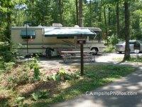 Pine Grove Furnace State Park - Campsite Photos