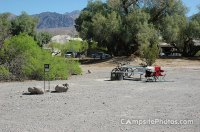 Furnace Creek - Campsite Photos and Camping Information