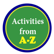 Activities from A to Z