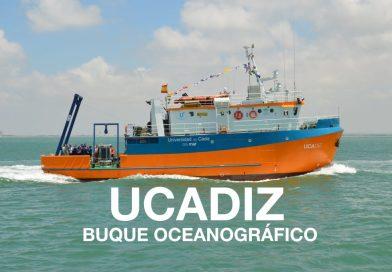 Buque oceanográfico UCadiz