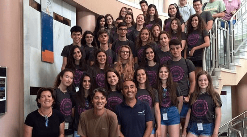 Welcome to students participating in the CEI·Mar Summer Science Campus CEI·Mar