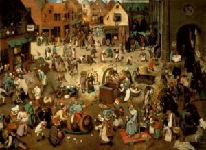 Pieter Brugel il Vecchio (1559)