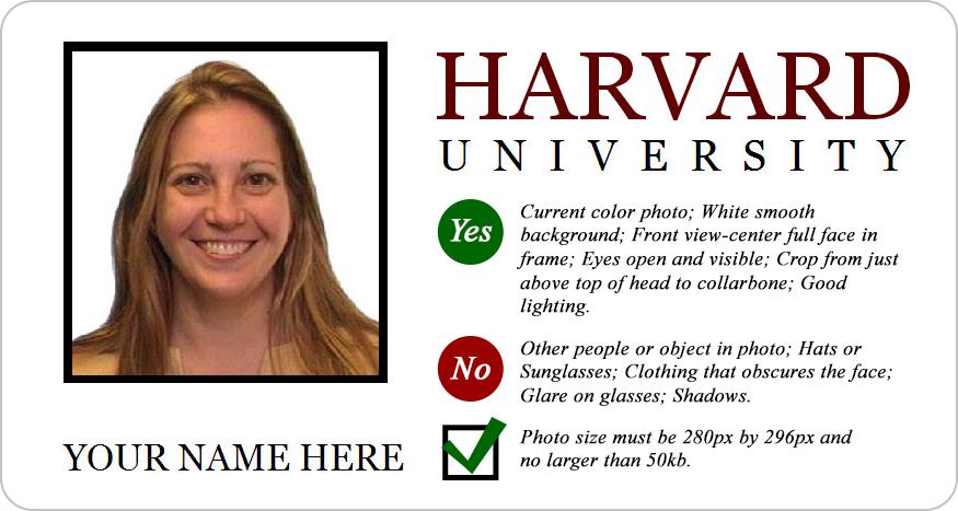 Photo Submission Harvard Campus Service Center