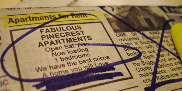6 Apartment renting tips for college students