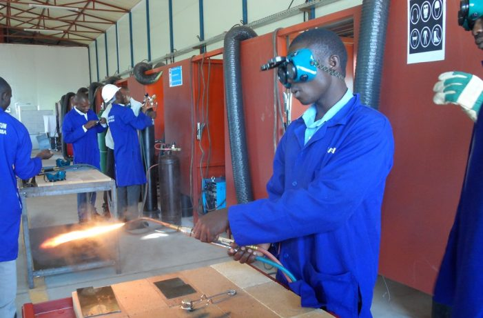 Uganda Petroleum Institute graduates need reskilling