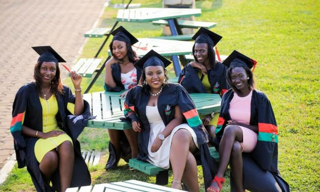 #OutToLunch :There has never been a better time to graduate