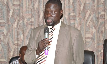 Prof. George Openjuru Ladaah Appointed Gulu University Vice Chancellor