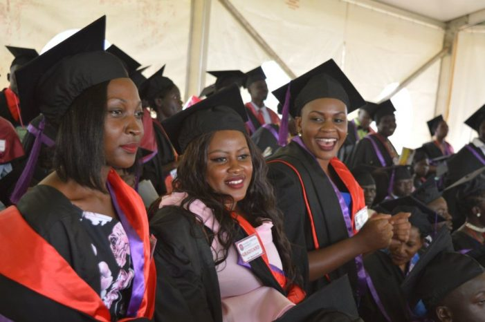Uganda Christian University Graduation List October 2018