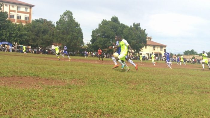 Nkumba University Football Team fined, docked points.
