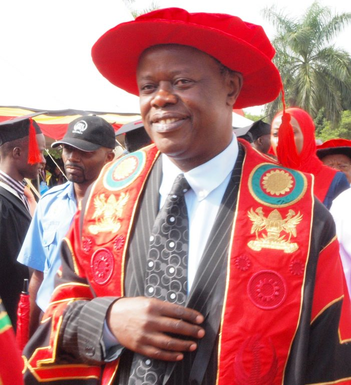 Prof Waswa Balunywa Re-appointed as MUBS Principal