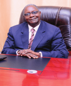 Read about Dr. Andrew Ssemwanga, the Vice Chancellor of St. Lawrence University