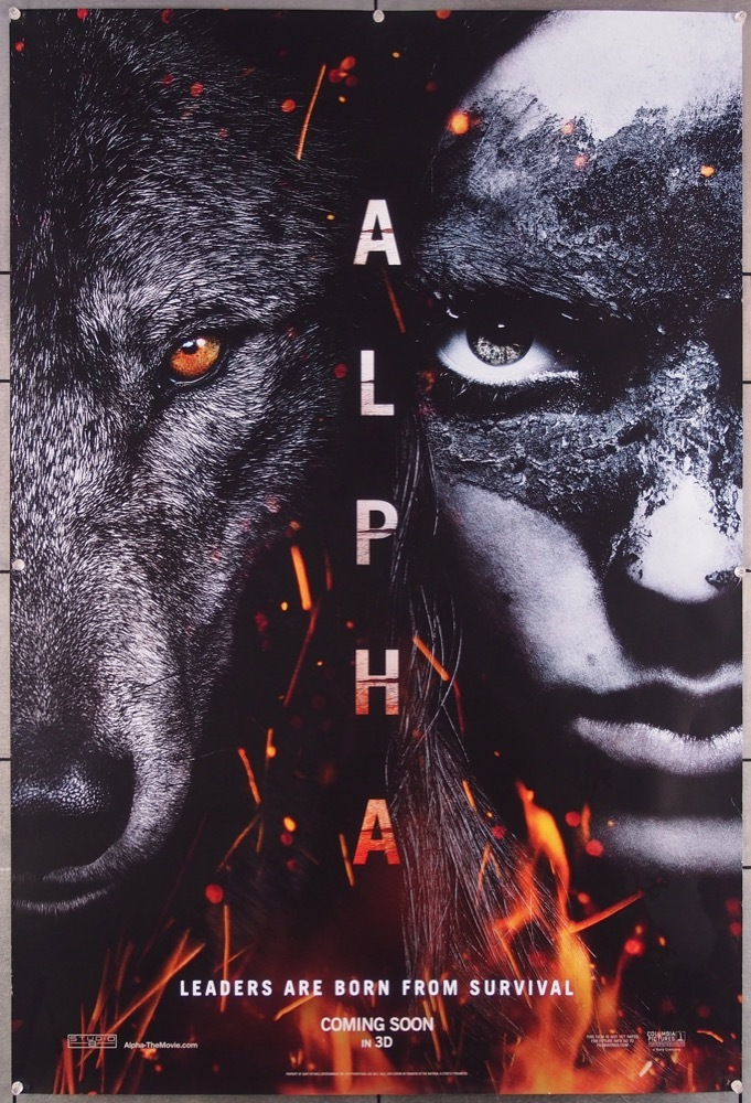 Alpha Movie Preview And Trailer