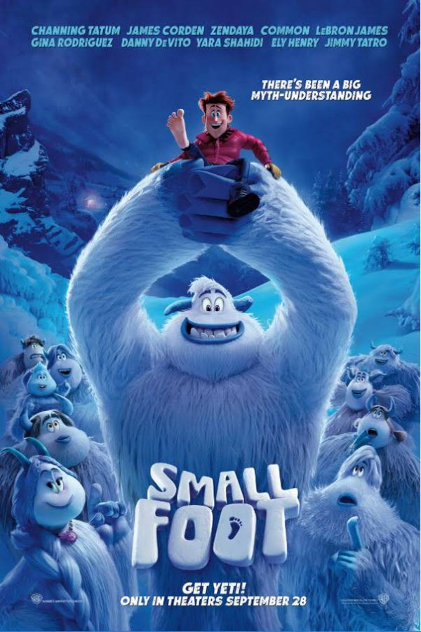 Small Foot Animation Movie Preview And Trailer