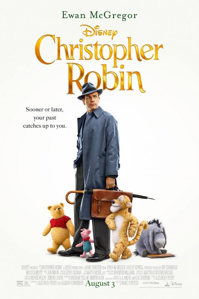 Disney's Christopher Robin Movie Preview And Trailer