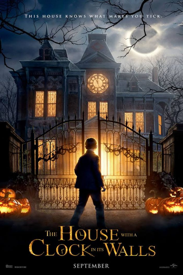 The House With A Clock In Its Walls Horror Movie Preview And Trailer