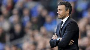 Luis Enrique named as the new coach of Spain.