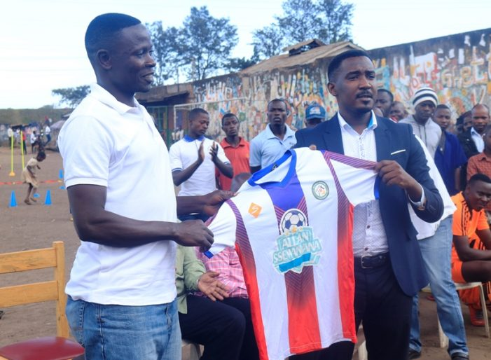Katwe United Announced Hassan Mubiru New Head Coach