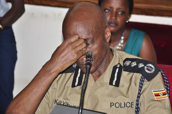 General court martial, Gutti grants bail to Gen. Kale Kayihura