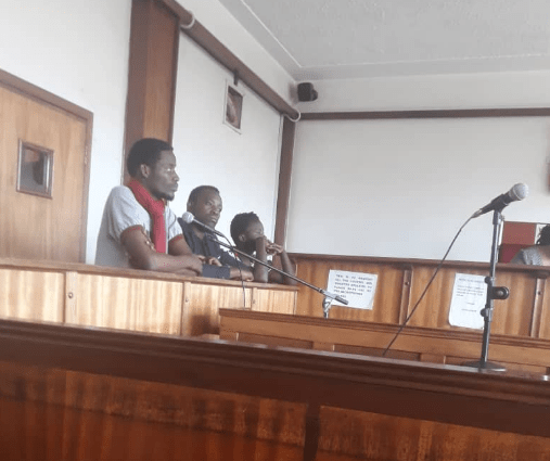 Three Makerere University Students Charged with Unlawful Assembly