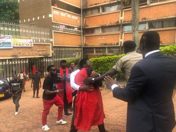Makerere University Students On Strike Over Tuition Increment