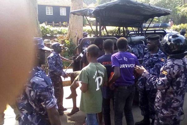 3 Suspended, Several Arrested In Makerere University Tuition Strike