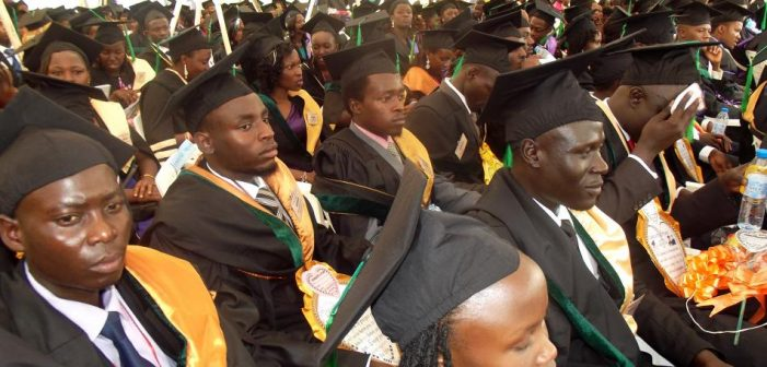 Mbarara University of Science & Technology Graduation List 2018