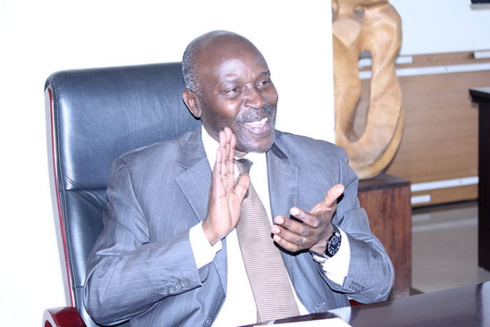 The internship fee increment will only affect new students, Kyambogo University Vice Chancellor says