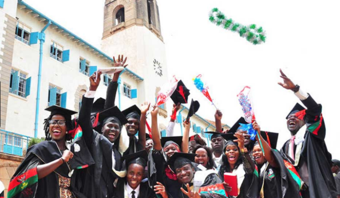 Makerere University 69th Graduation List January 2019