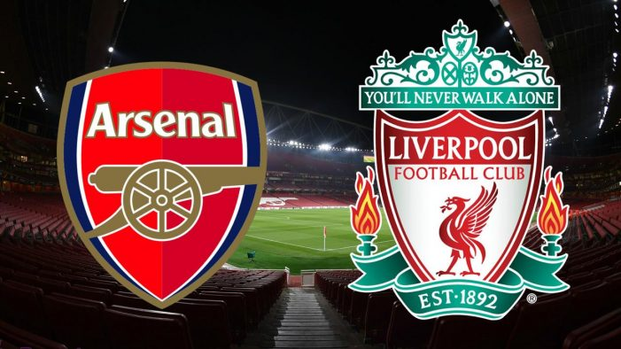 Arsenal Vs Liverpool Live Stream November 3 2018 Kick Off 17:30 GMT