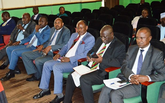 Makerere University Deputy Vice Chancellor Candidates Make Public Presentations