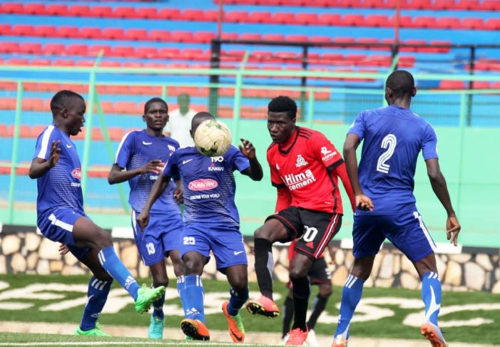 Vipers Sports Club advance to the round sixteen of Stanbic Uganda Cup