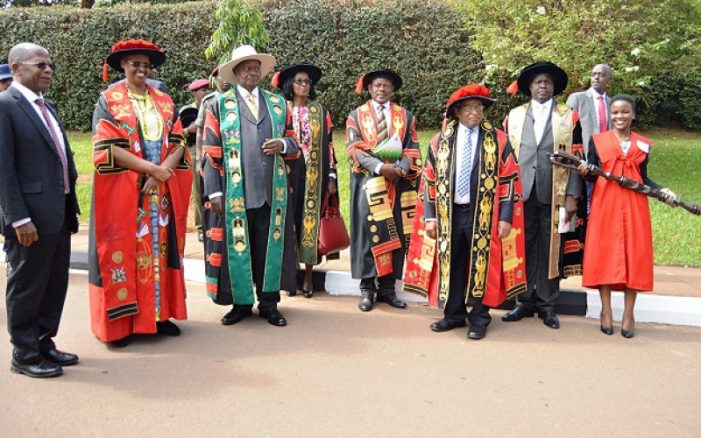 Janet Museveni tells Makerere University Lecturers to Call Off Strike